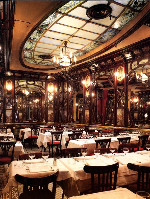 Chez julien for Decoracion art nouveau