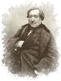 Fotografía de Rossini