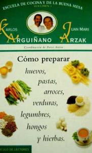 Como preparar Arzak