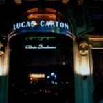 Entrada de Lucas Carton