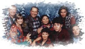 Los personajes de Doctor en Alaska